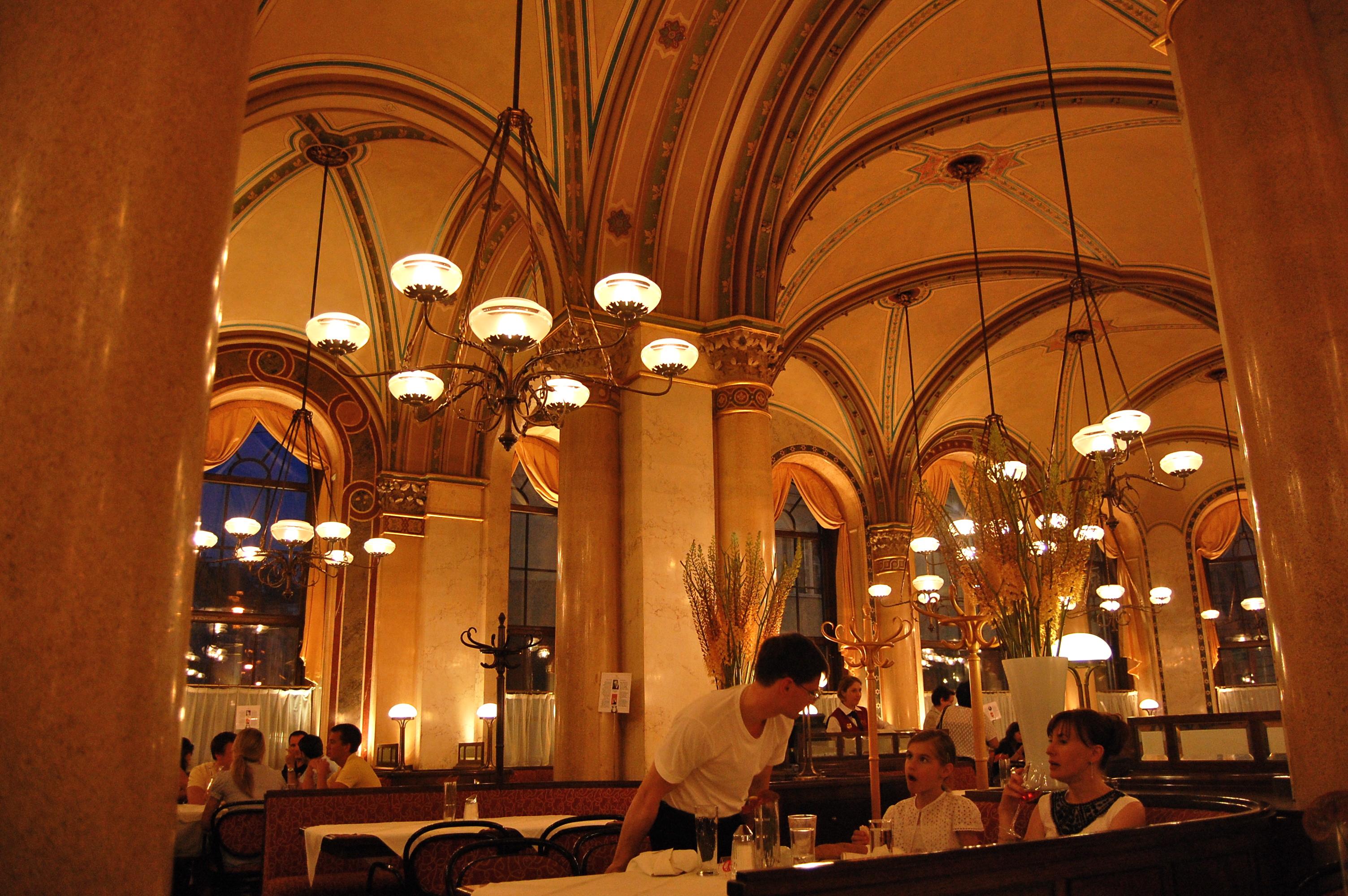 Cafe Austria Berlin