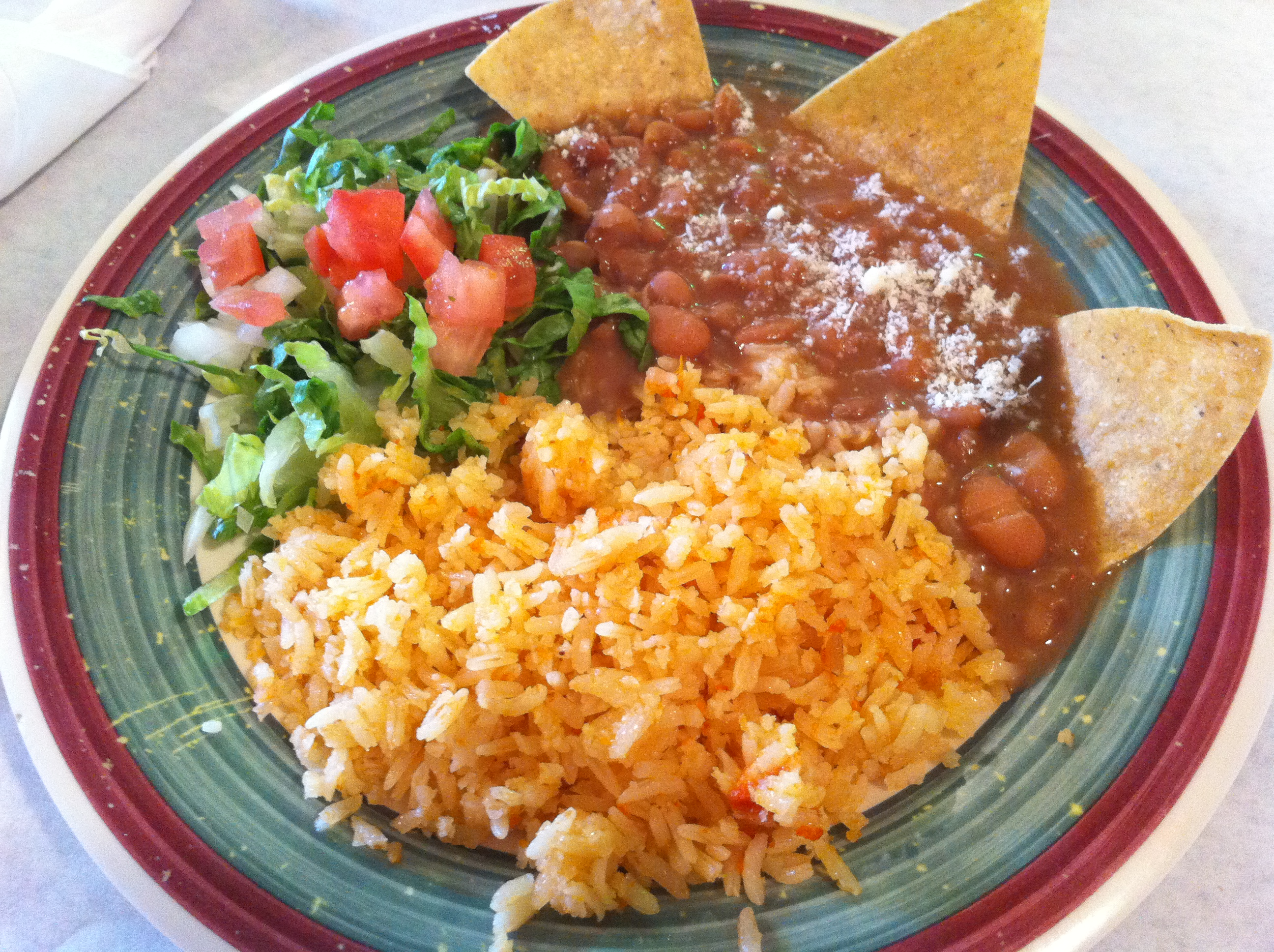 Los Pinos And The Ongoing Search For Good Mexican Food